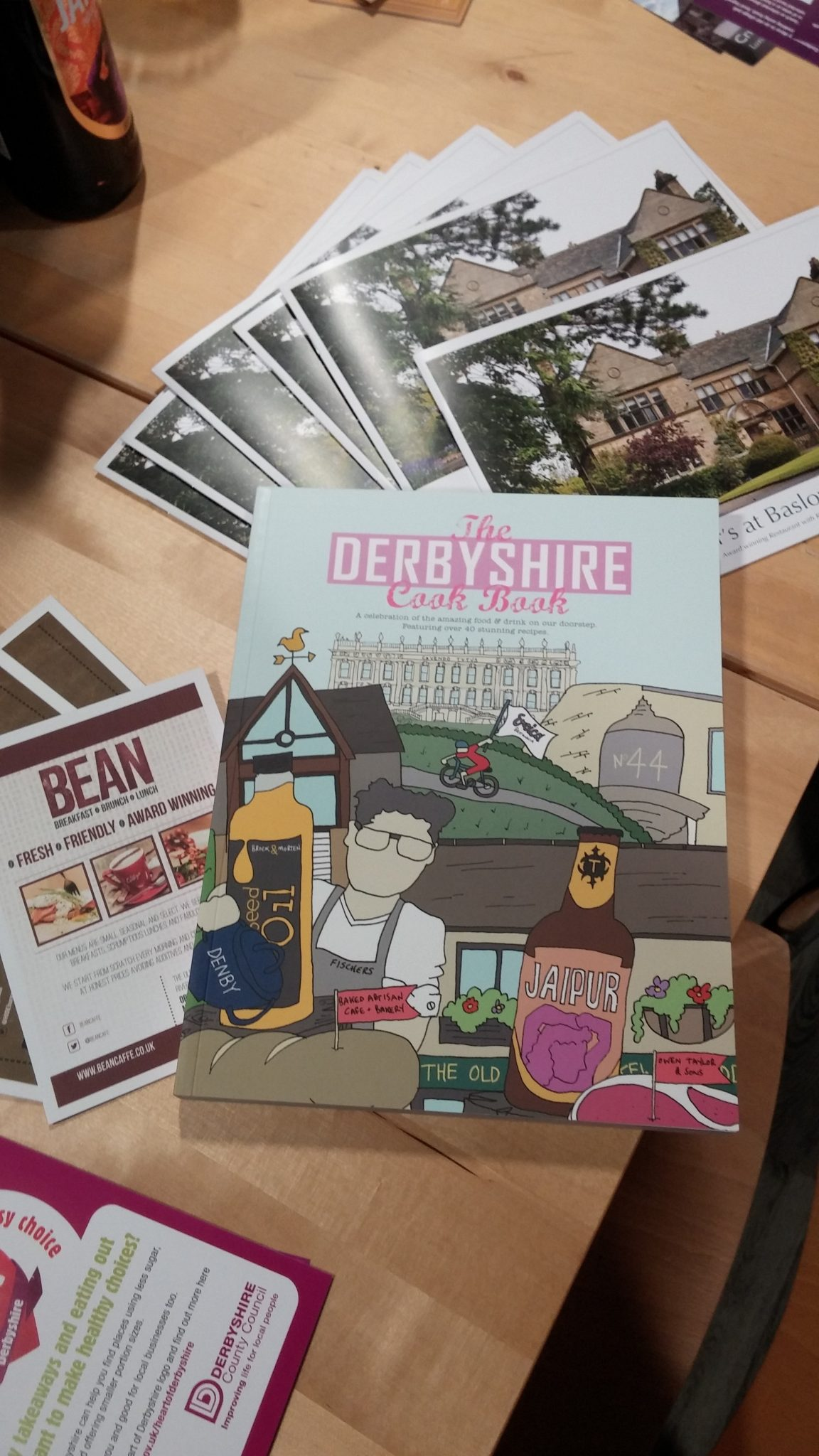 Derby BookCakeClub, Cookbook Launch & a whole bunch more!