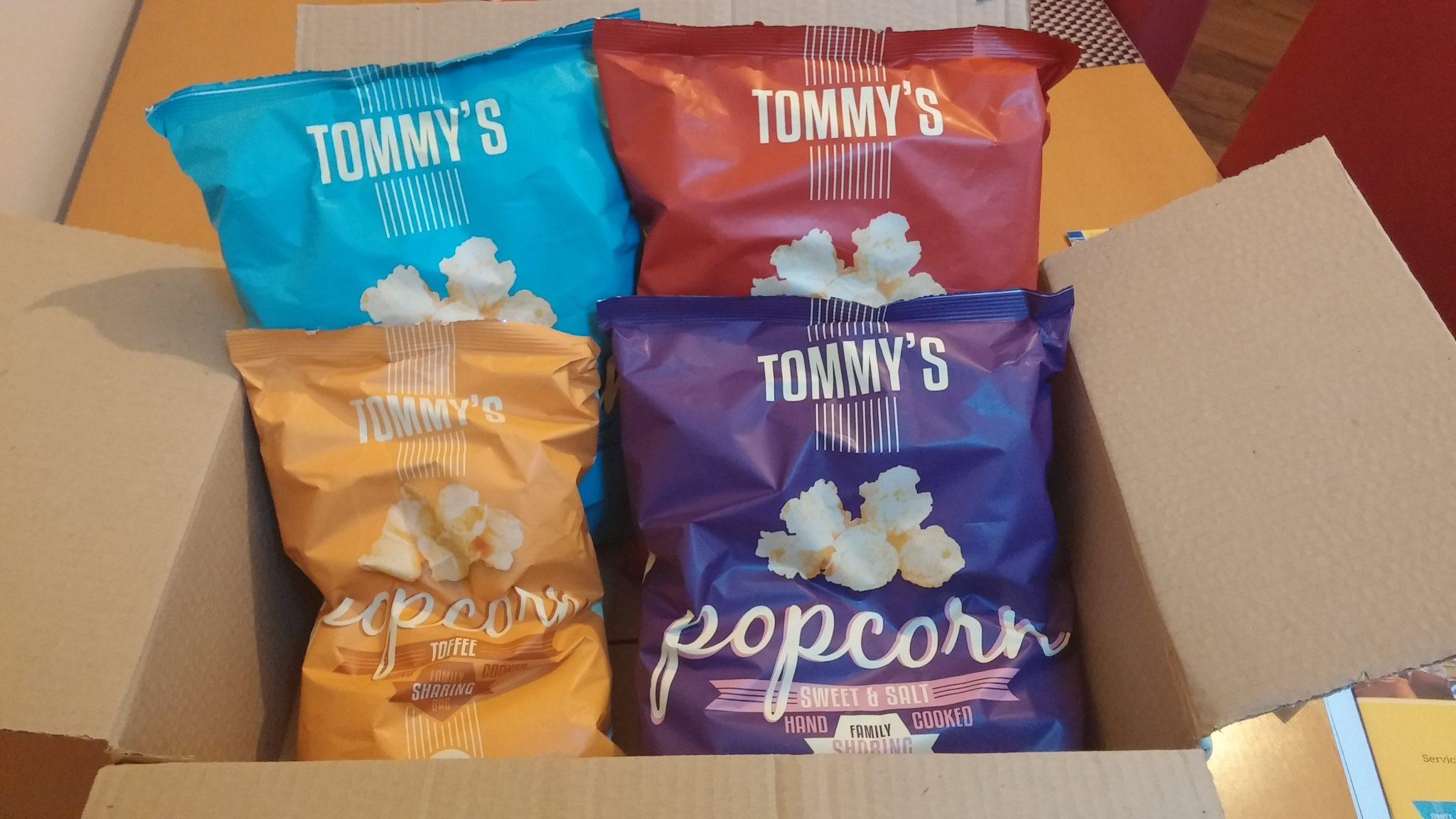 Tommy Tucker box