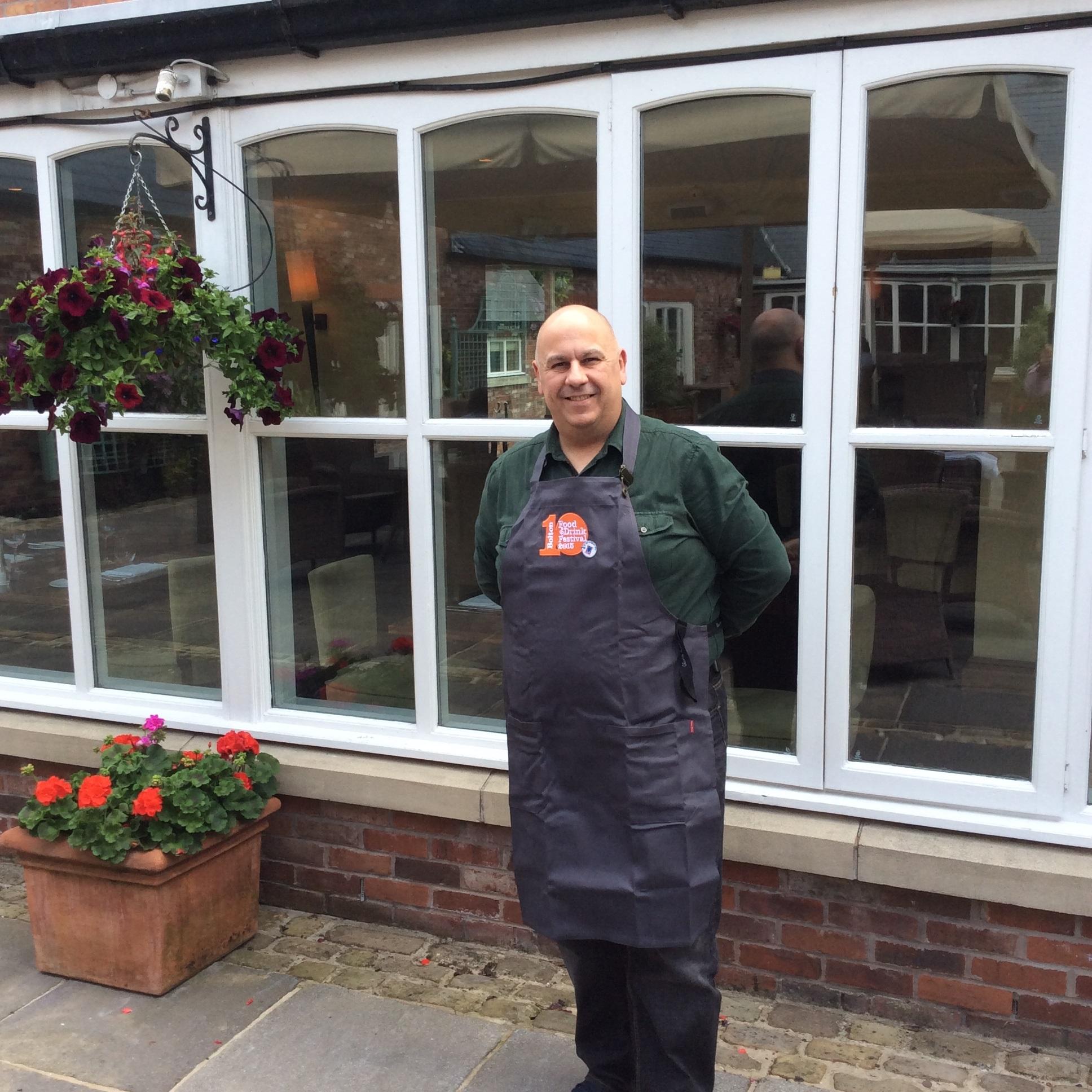 Celeb chefs head to foodie destination of… Bolton!