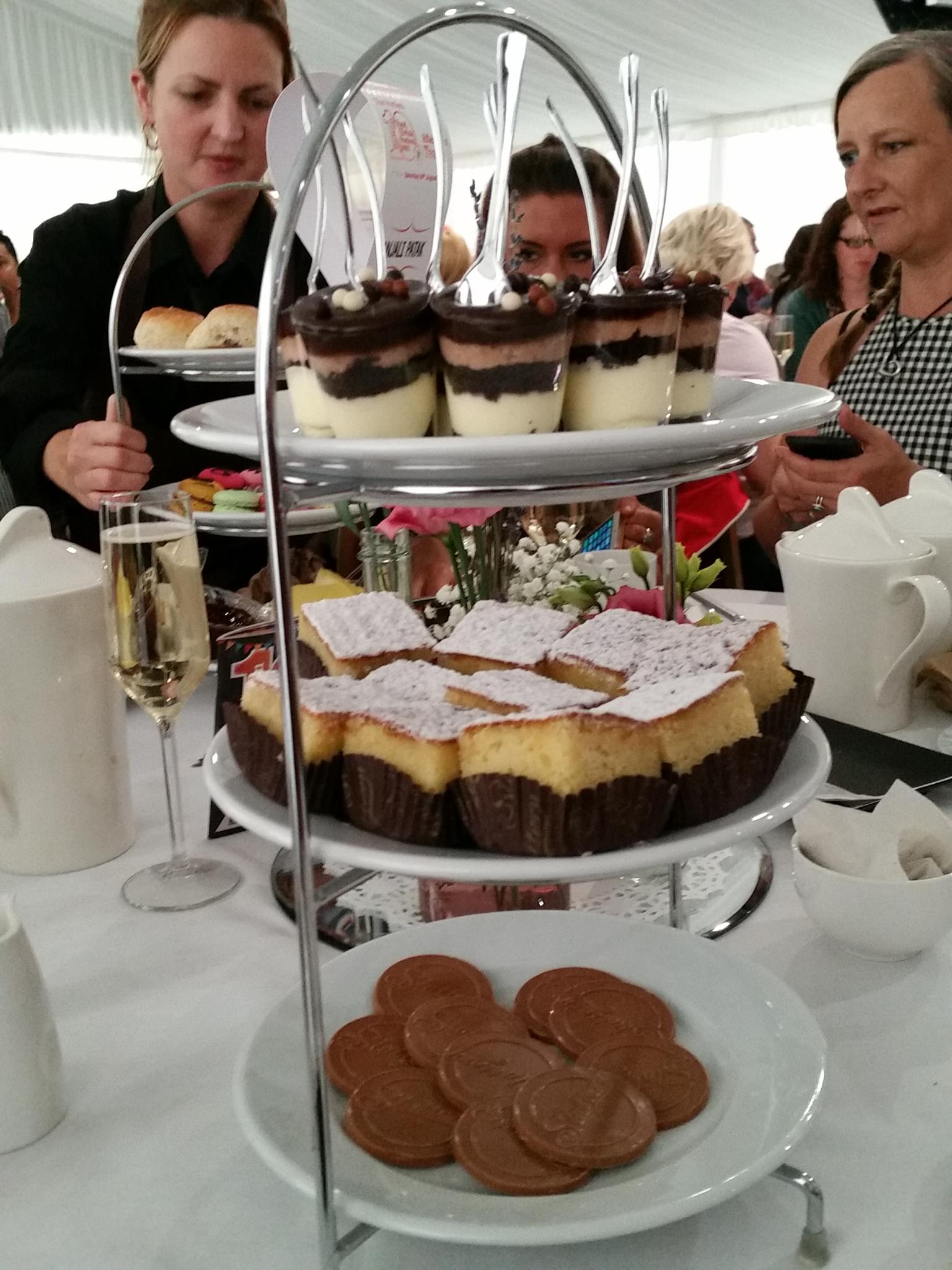 Review Slatterys Afternoon Tea Bolton Food Fest 2015 Ria Amber