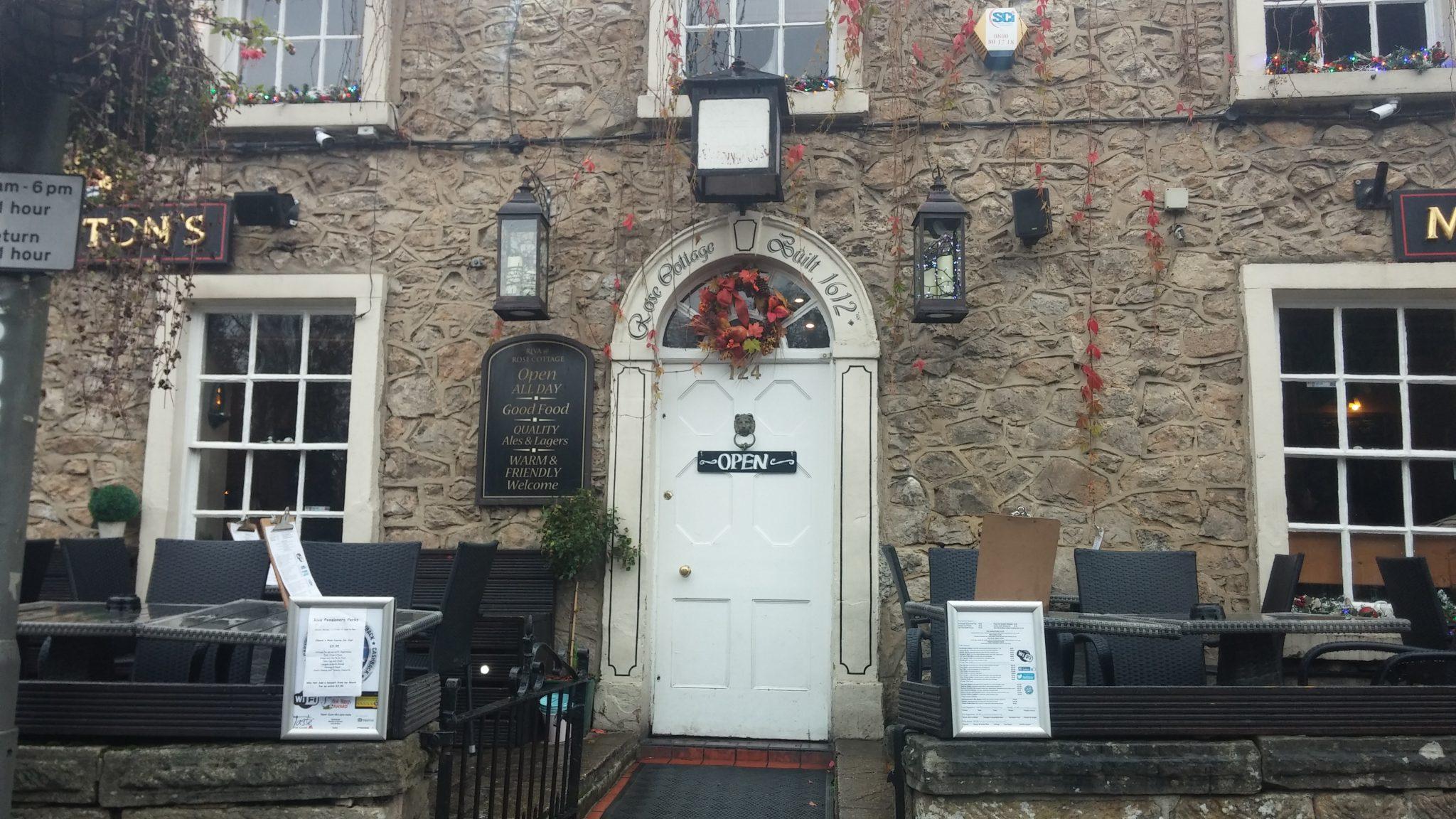 Restaurant Review: Riva at Rose Cottage, Matlock Bath, Derbyshire