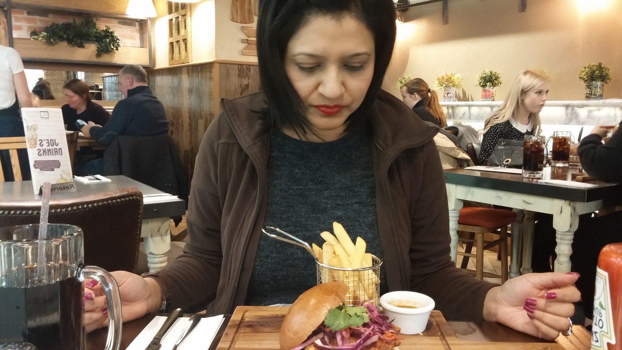 Restaurant Review: Joe's Kitchen, Victoria Centre, Intu Nottingham