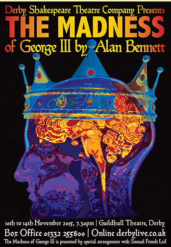 Theatre review: The Madness of George III (by Alan Bennett)