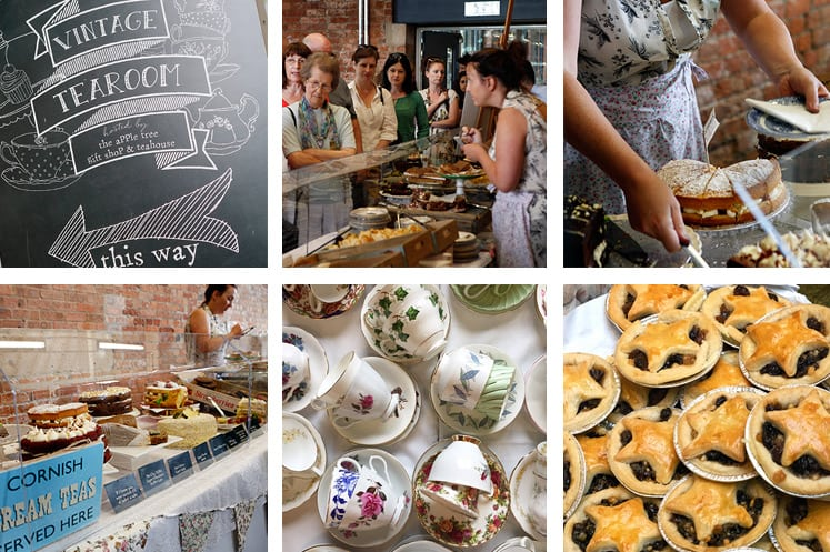 christmas-market-vintage-tea-room-apple-tree-roundhouse-november-2015