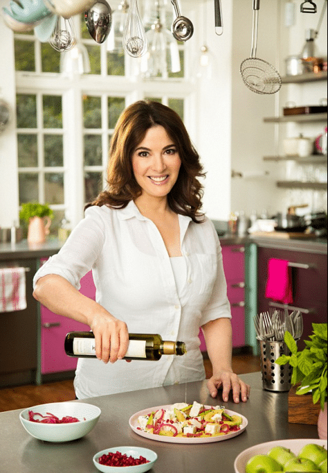 The popularity of cookery shows (PS Simply Nigella was simply sublime)!