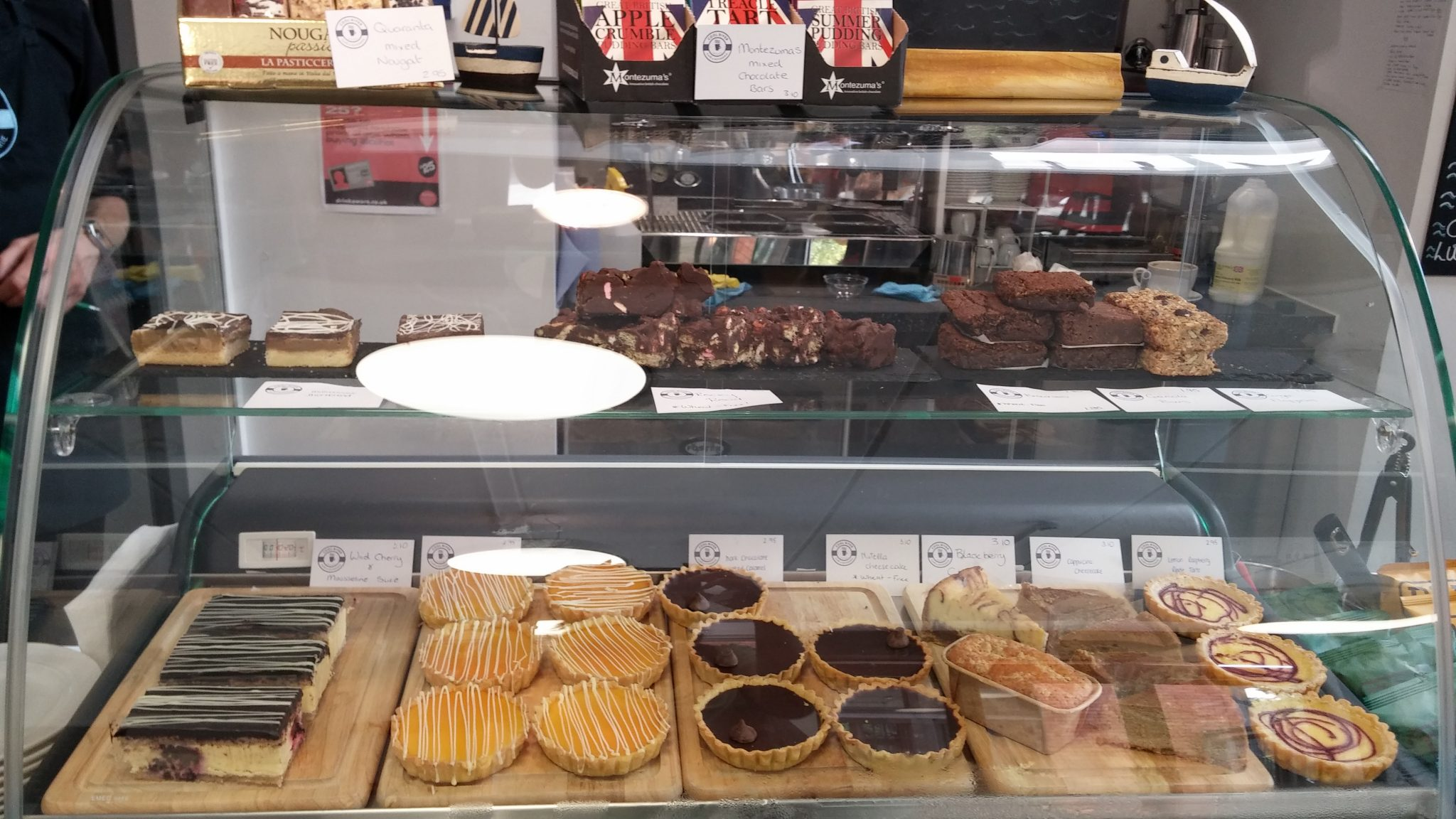 patisserie selection