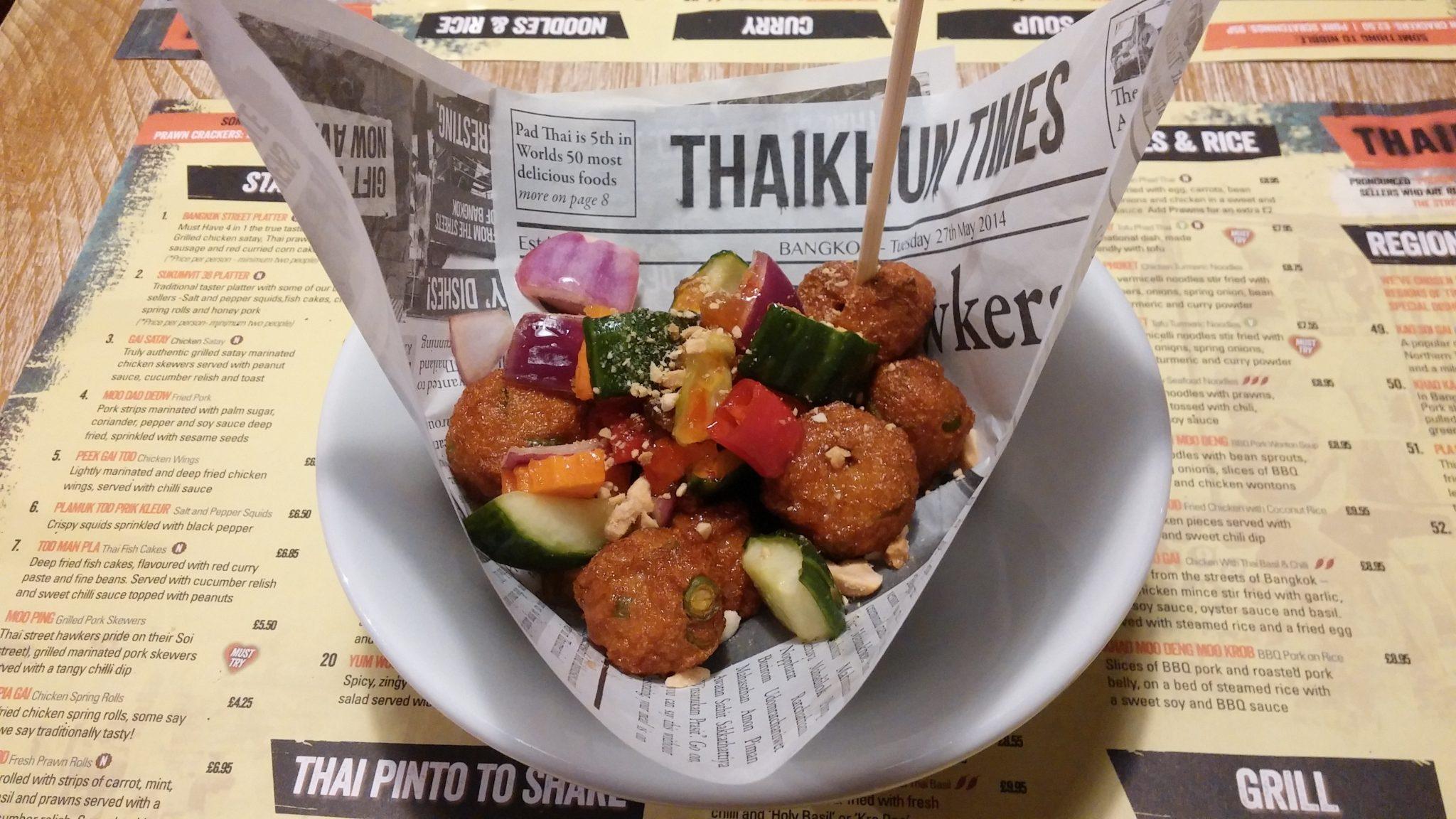 Restaurant Review: Thaikhun, Nottingham