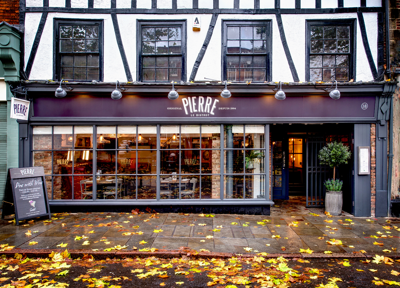 Restaurant Review: Le Bistrot Pierre, Friargate, Derby