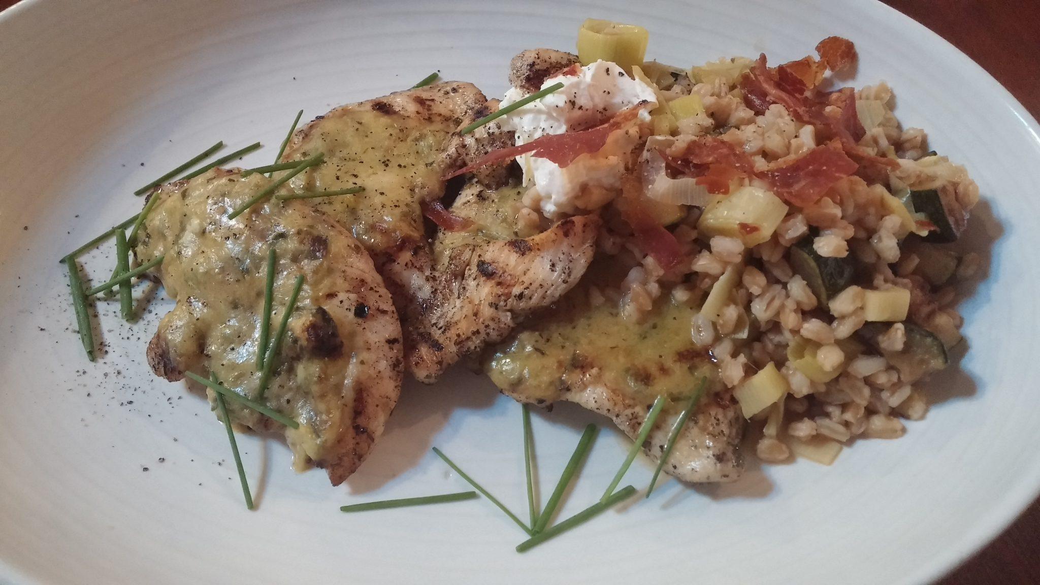 Pollo al Cucina_chicken