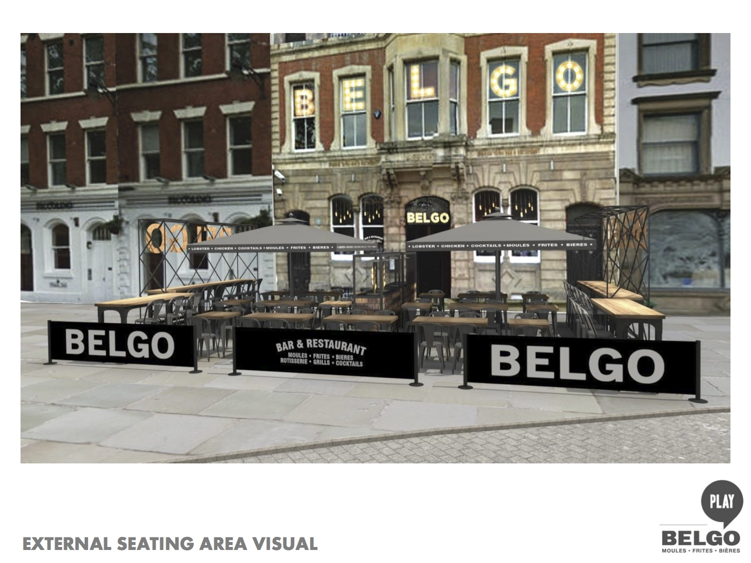 Big City Player Belgo gears up for Nottingham launch