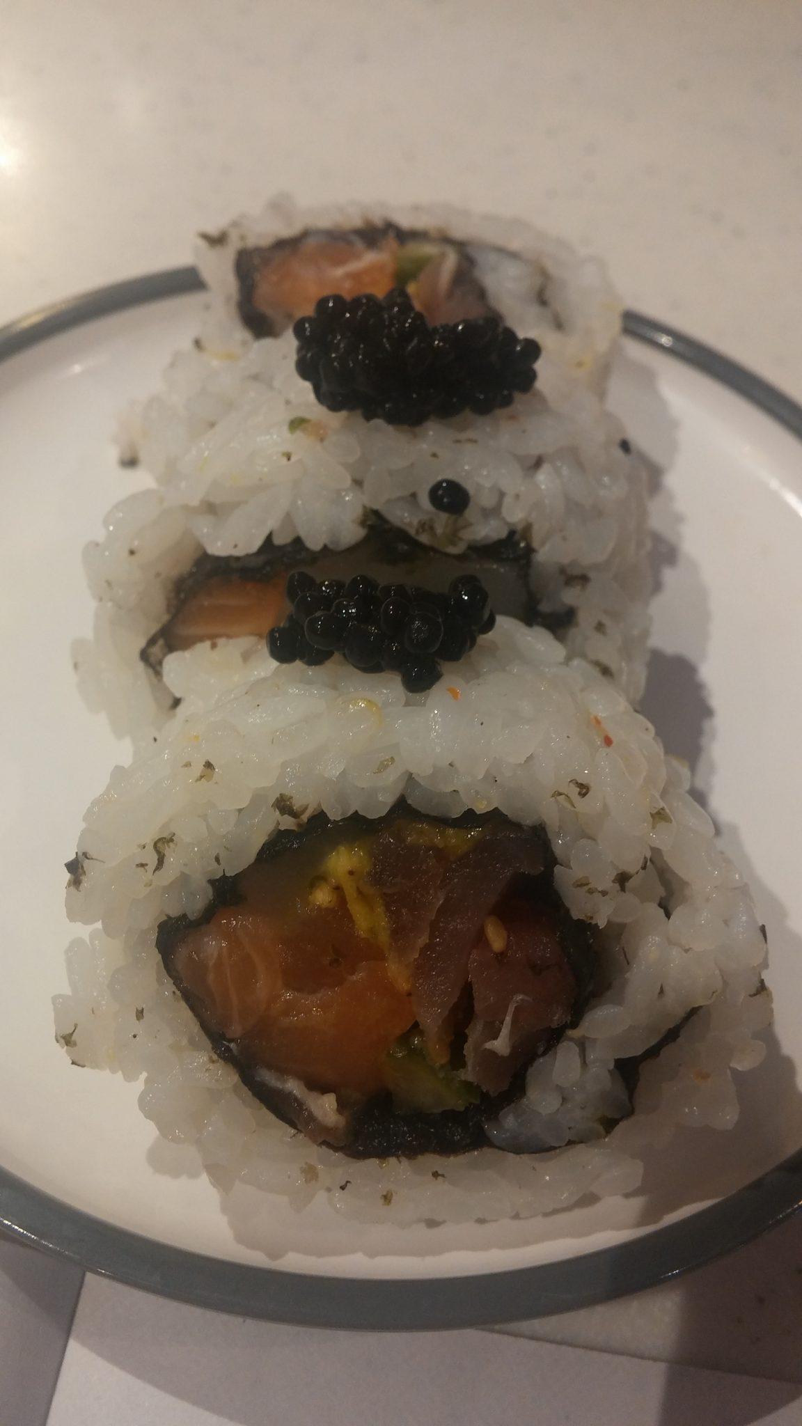 Yo! Sushi new season menu launch