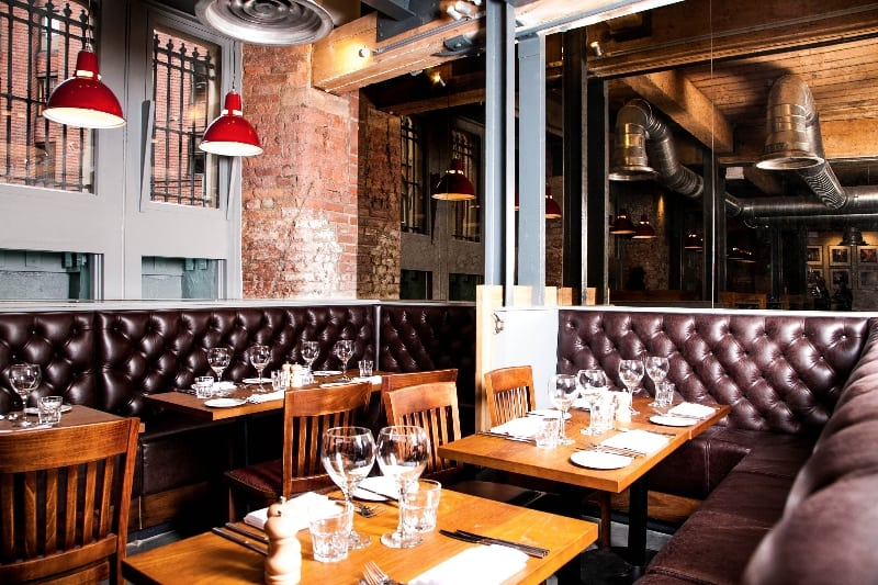 Restaurant Review: Albert Square Chop House, Manchester