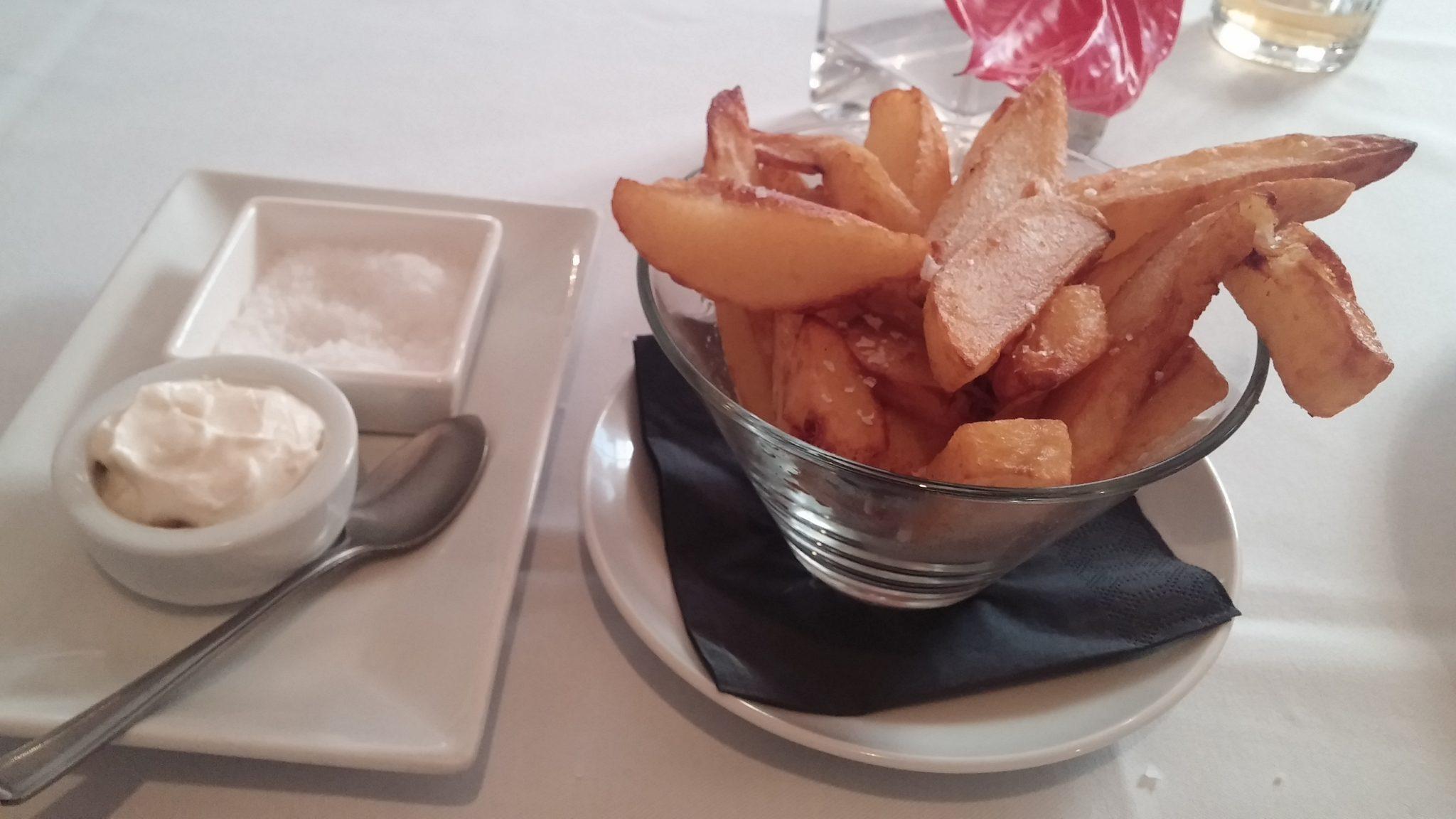 Proper chips!