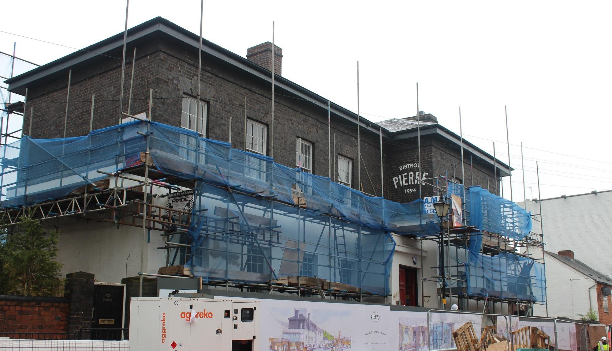Bistrot Pierre set to transform Birmingham's historic Canal Building