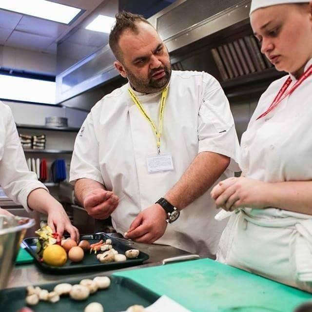 Chef Q&A: Head Chef Matei Baran, Jury's Inn, Newcastle
