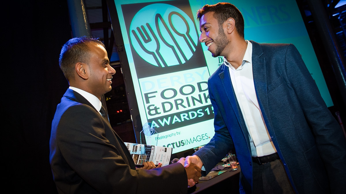 Q&A: Asad Moghal, organiser of Derby Food and Drink Awards