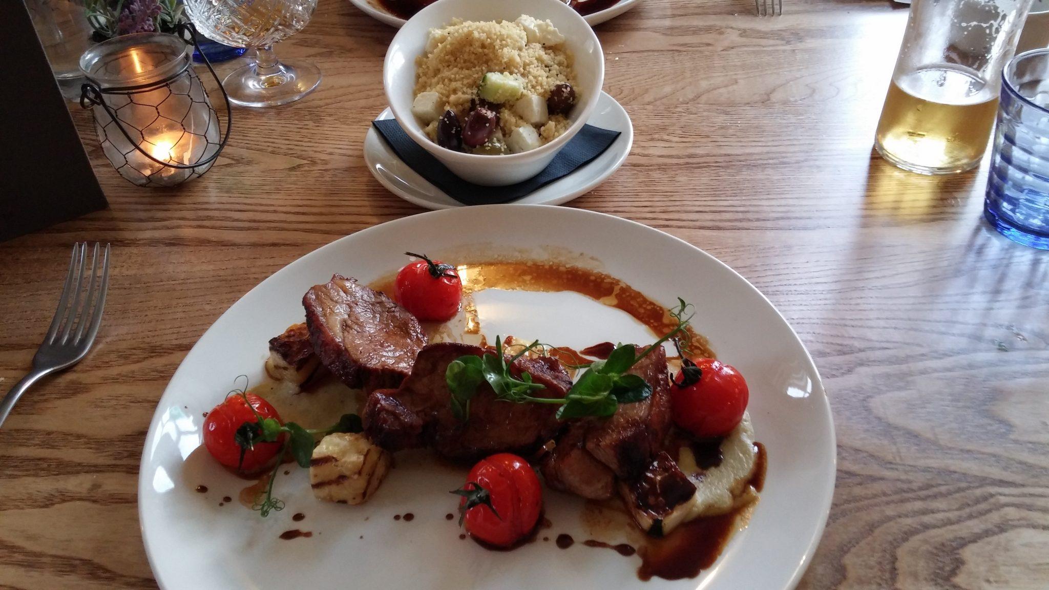 Derbyshire Lamb Rump