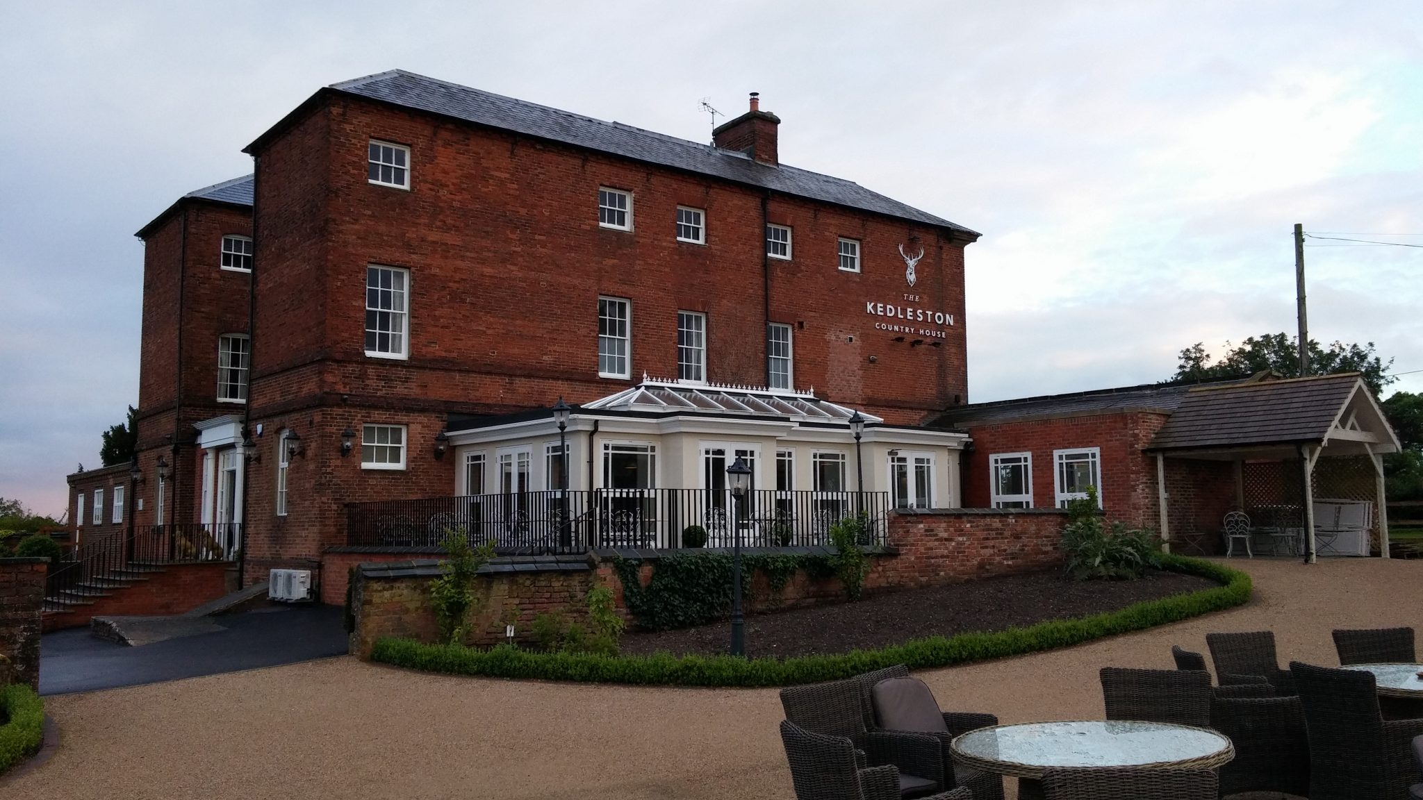 Restaurant Review: The Kedleston Country House, Derby