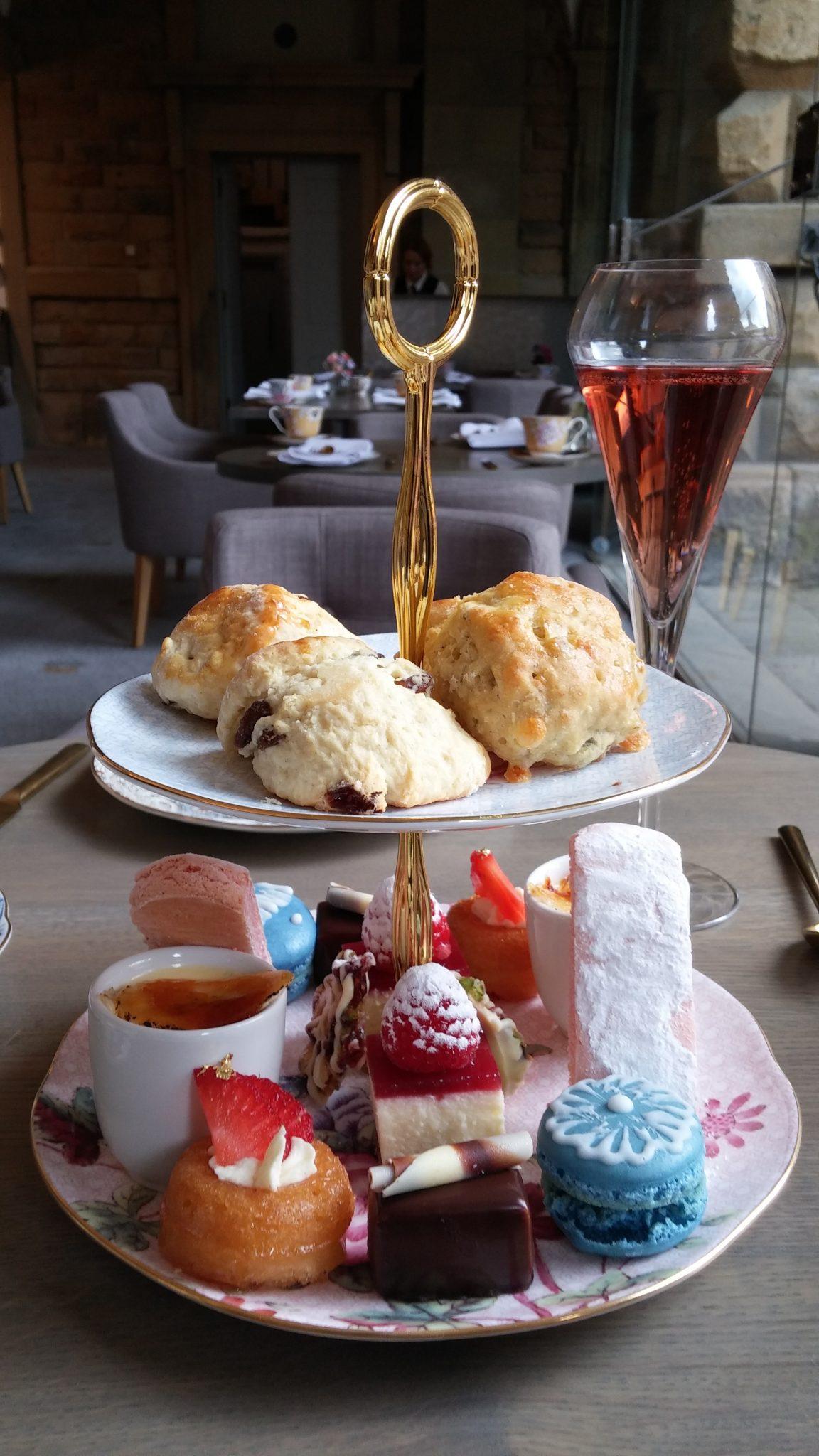 Restaurant Review: The Flying Childers Restaurant, Chatsworth House, Bakewell