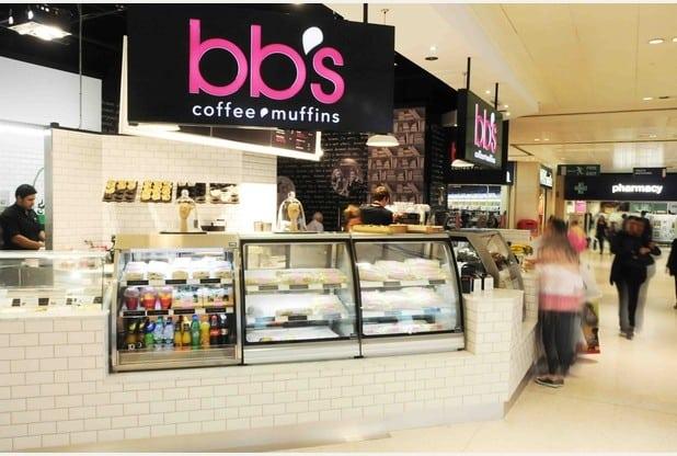 A warm Derby welcome to bb's coffee shop, Intu Derby