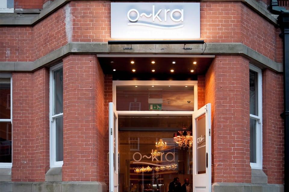 Restaurant review: Okra Restaurant, Friargate, Derby