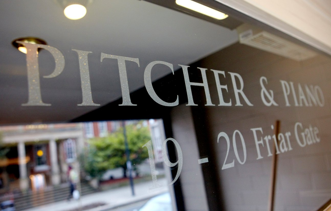 Restaurant review: Pitcher and Piano, Friargate, Derby