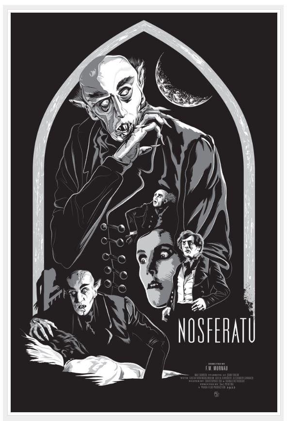 Film review: Nosferatu, The Quad, Derby