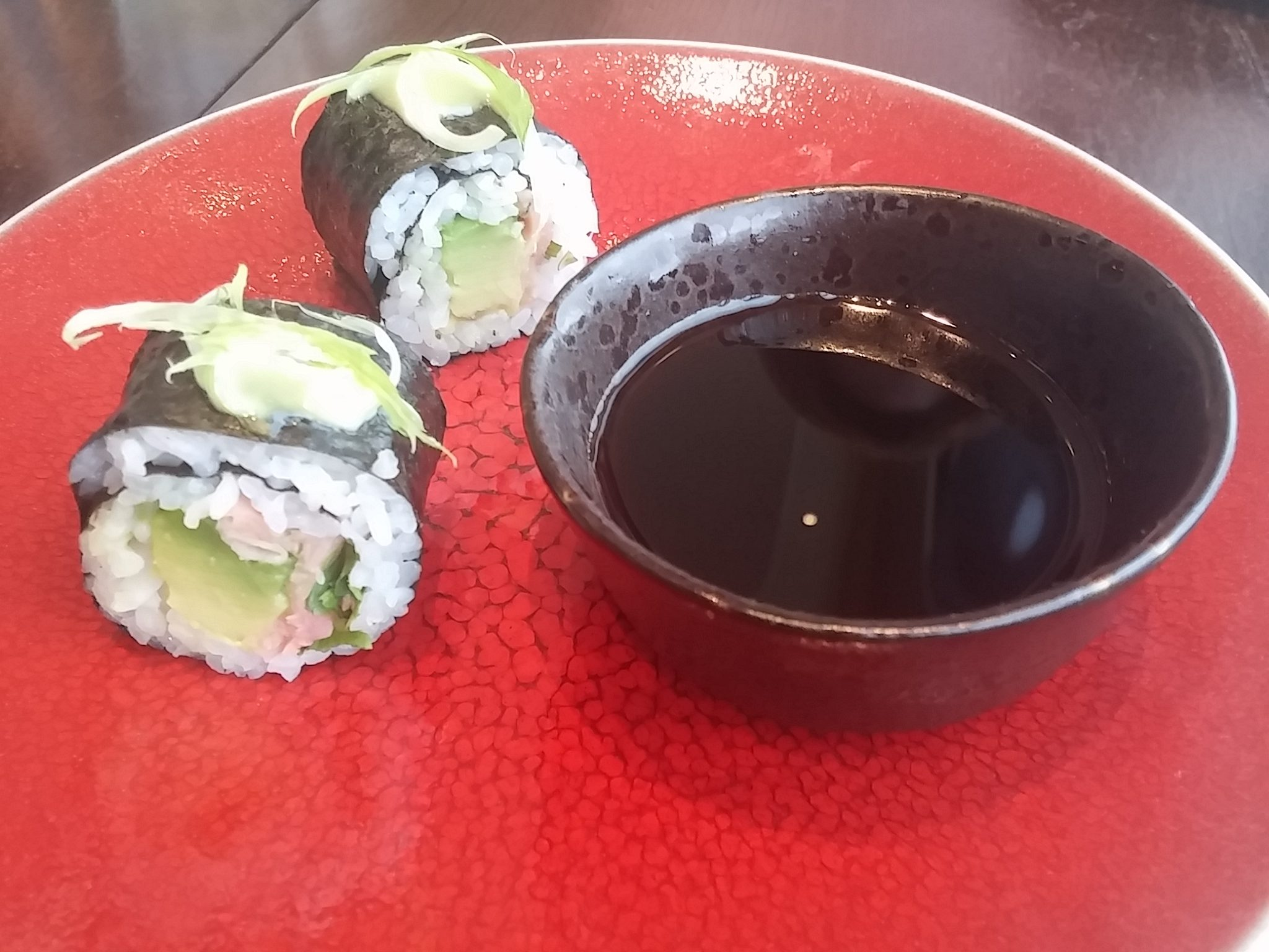Avocado Maki roll