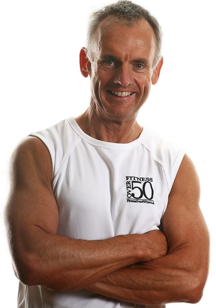 Q&A: Chris Zaremba, Fitness Guru, Fitness over Fifty – part 4