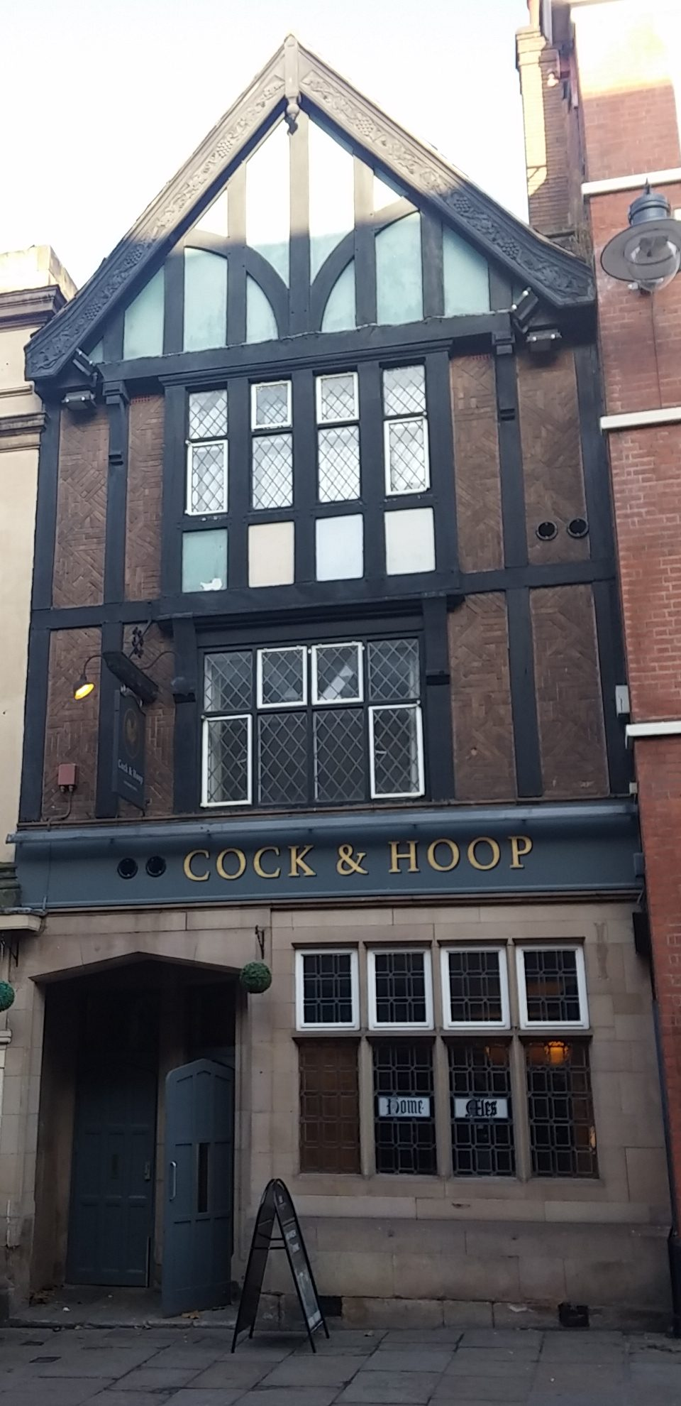 Pub review: Cock & Hoop, Nottingham