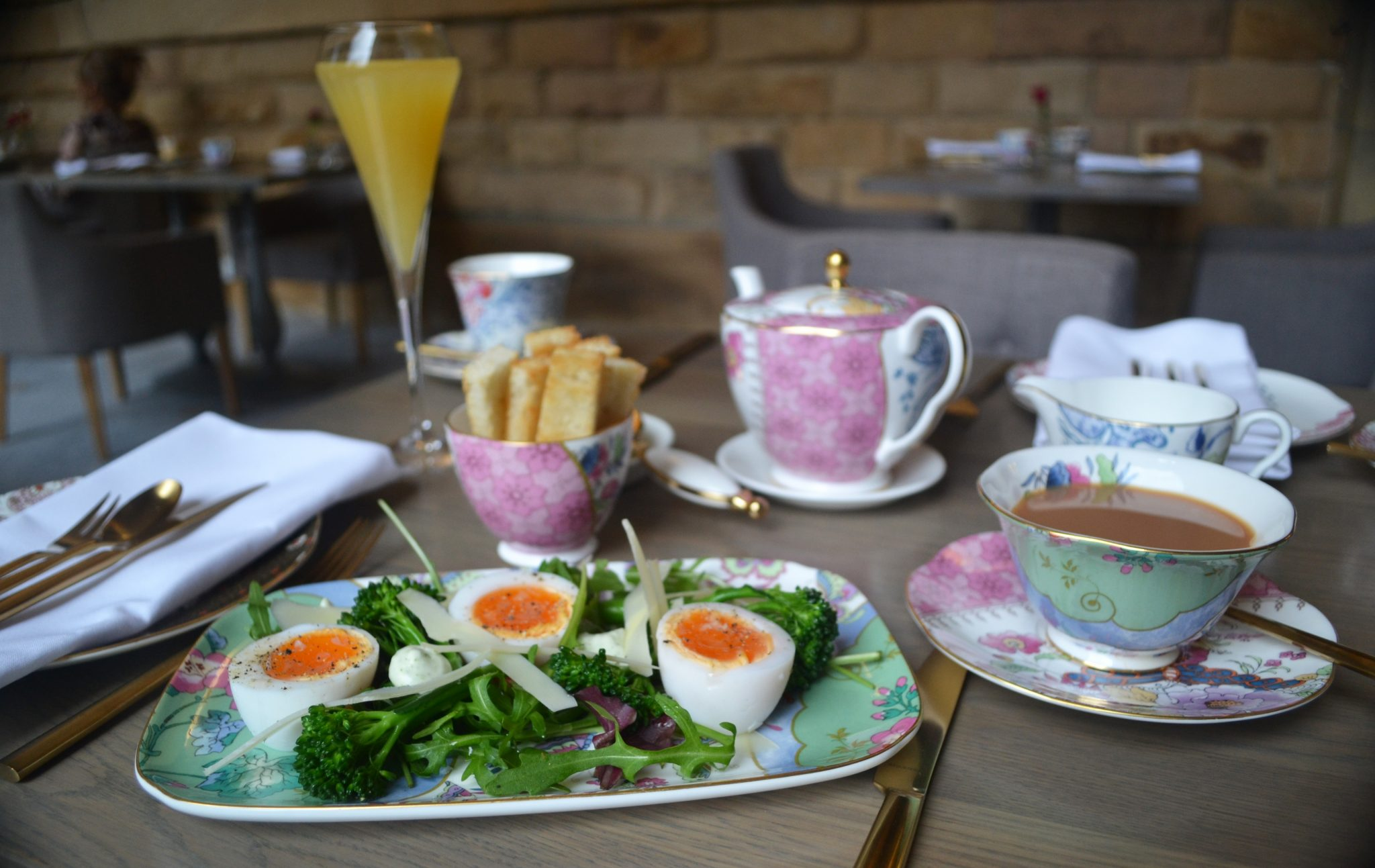 Flying Childers at Chatsworth unveils new brunch menu