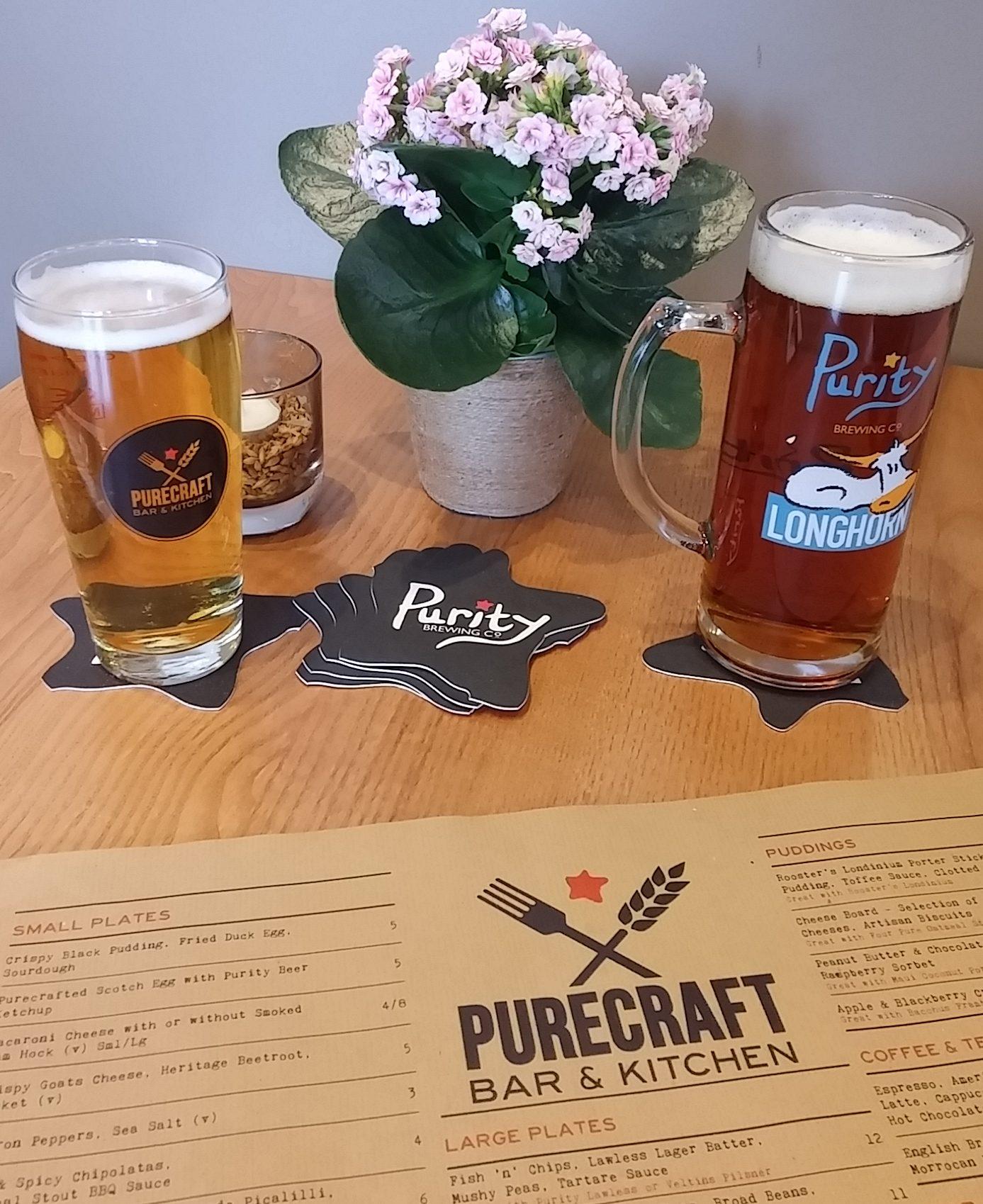 Review: Purecraft Bar & Kitchen, Nottingham