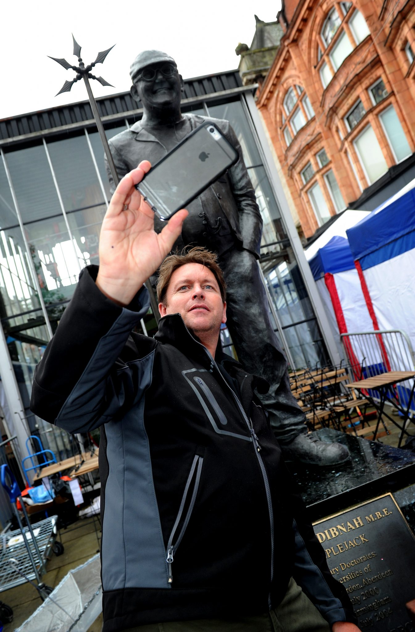 FEAST OF TOP STARS FOR BOLTON FOOD FESTIVAL