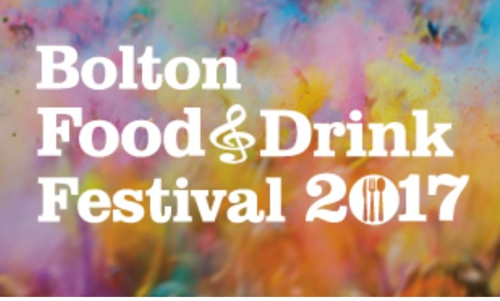 TRIO OF SPECIAL EVENTS TOP BILL AT BOLTON FOOD AND DRINK FESTIVAL 2017