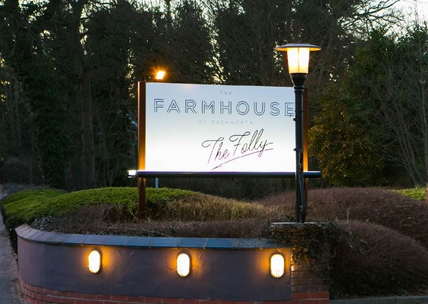 Restaurant review: The Farmhouse at Mackworth, Derby