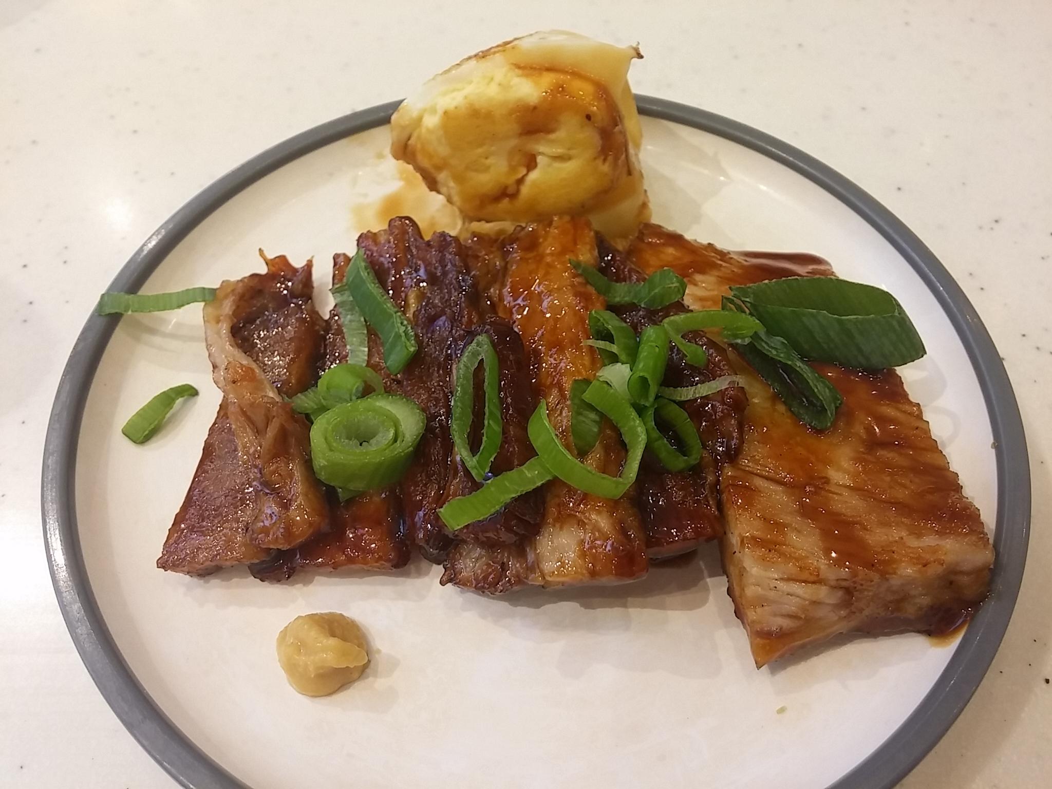 Pork Teriyaki