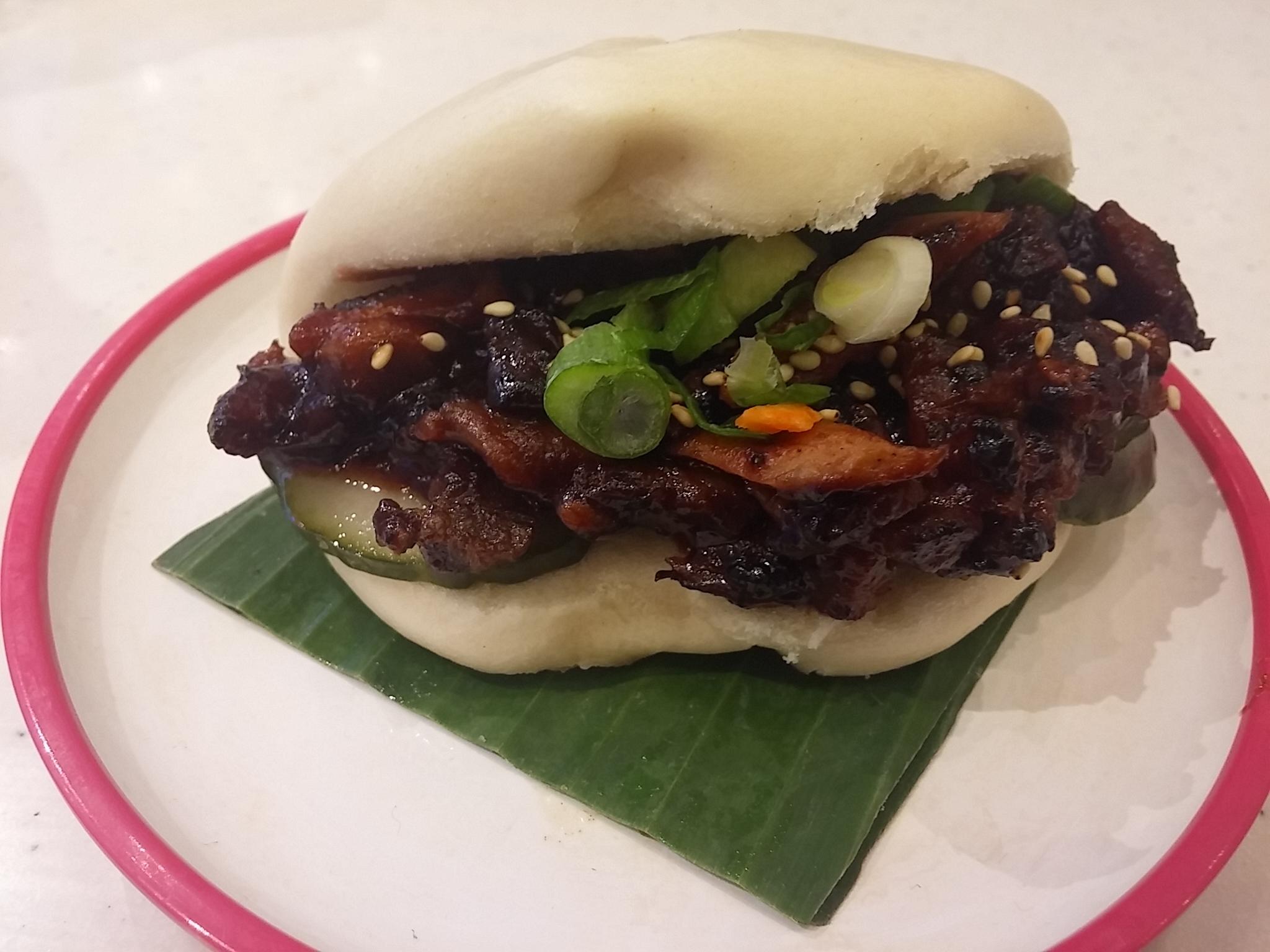 Hoisin Duck Bao
