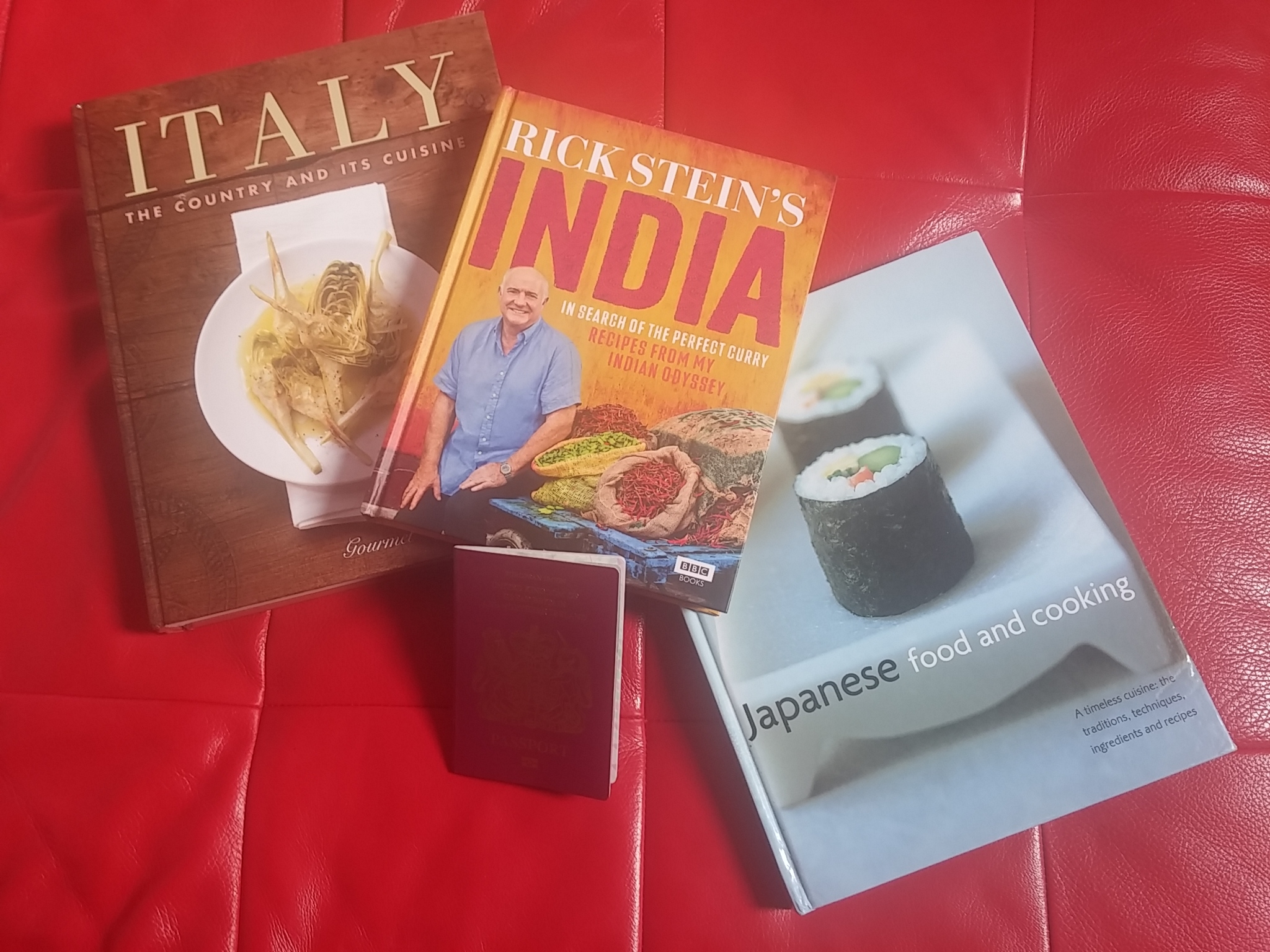 MY TOP 3 COOKBOOKS FOR WORLD BOOK NIGHT 2017
