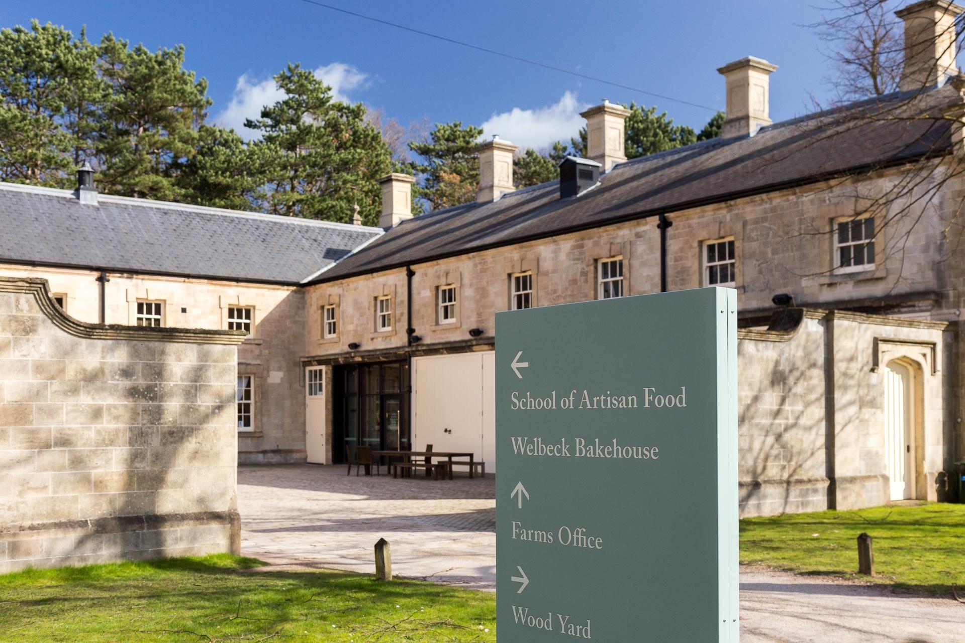THE SCHOOL OF ARTISAN FOOD MAKES RURAL OSCAR SHORTLIST