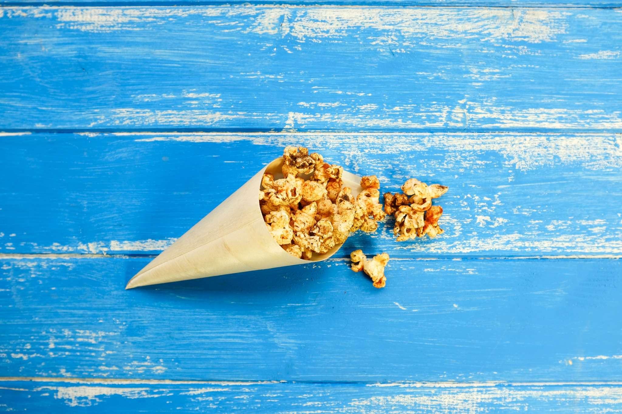 Jam Rock Spiced Popcorn