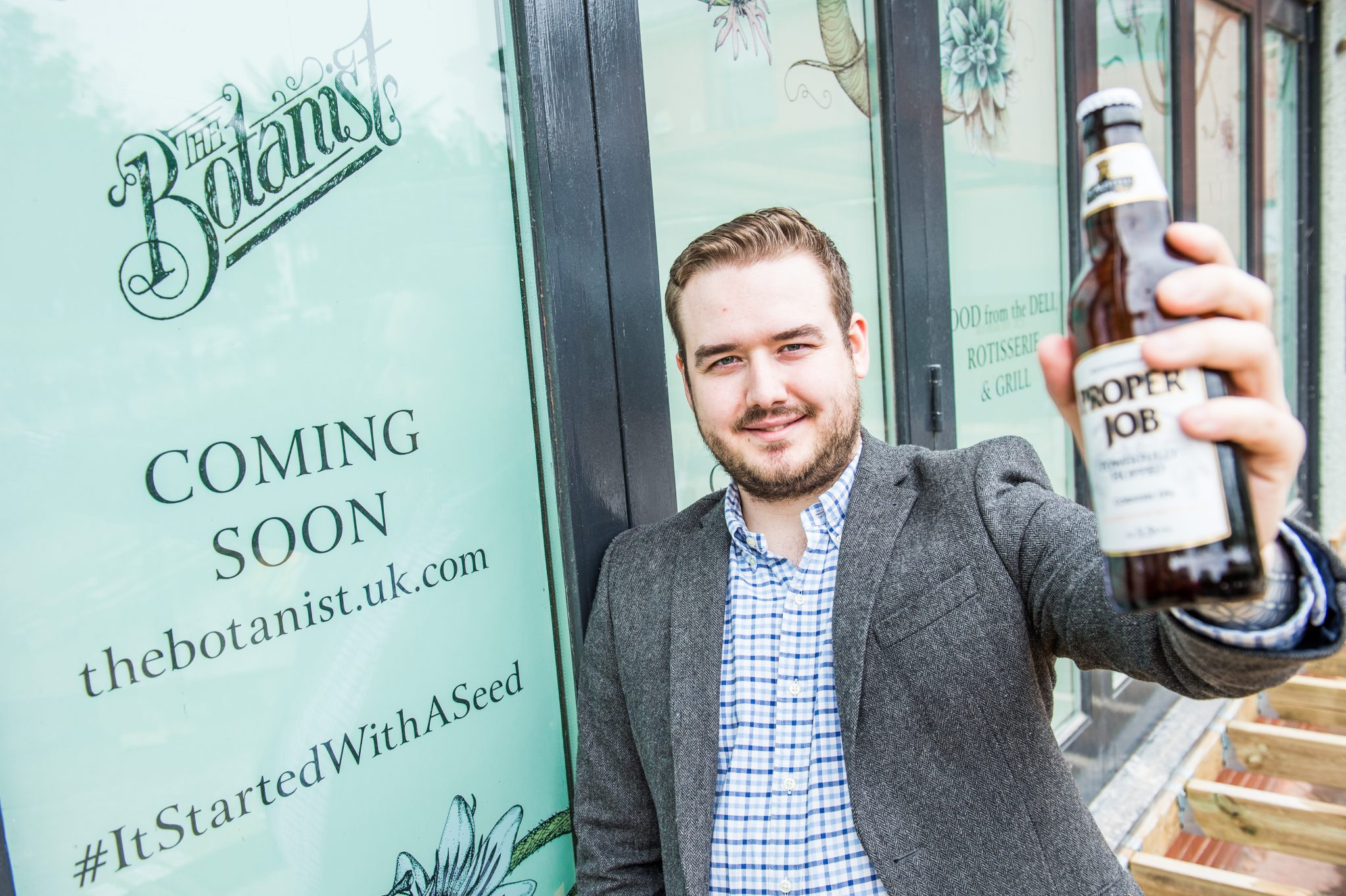 HOTLY ANTICIPATED PUB THE BOTANIST PLANTS ITSELF IN WEST BRIDGFORD