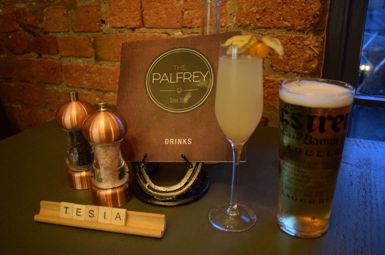 RESTAURANT REVIEW: THE PALFREY RESTAURANT, DERBY