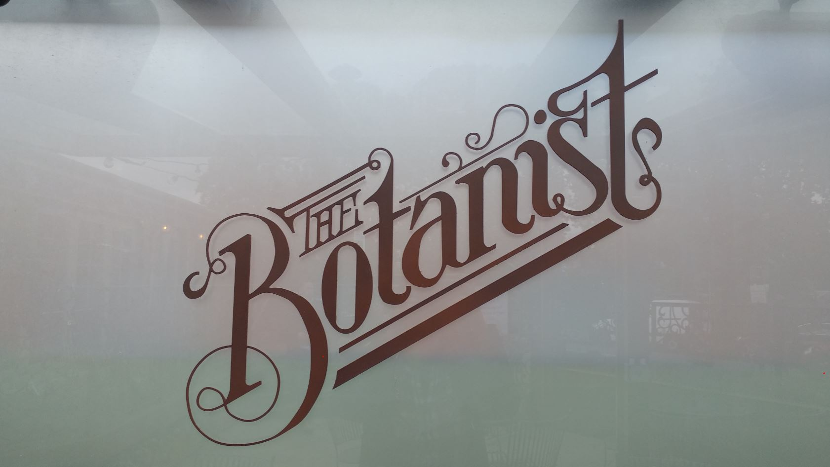RESTAURANT REVIEW: THE BOTANIST, WEST BRIDGFORD, NOTTINGHAM