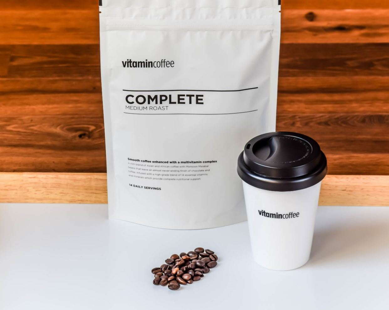 REVIEW: VITAMIN COFFEE