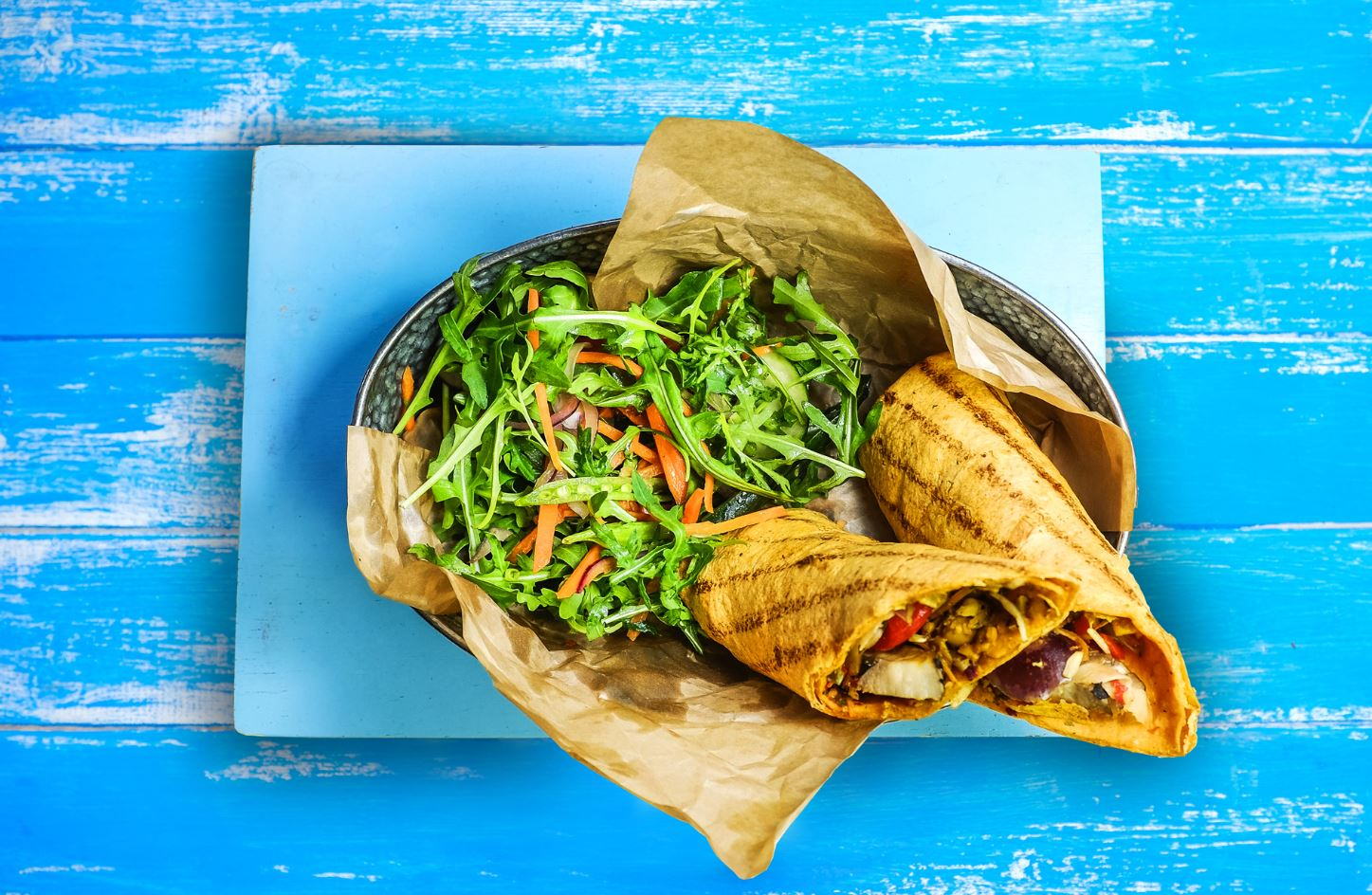 TURTLE BAY WELCOMES VEGANUARY WITH BRAND-NEW VEGAN & VEGETARIAN MENU