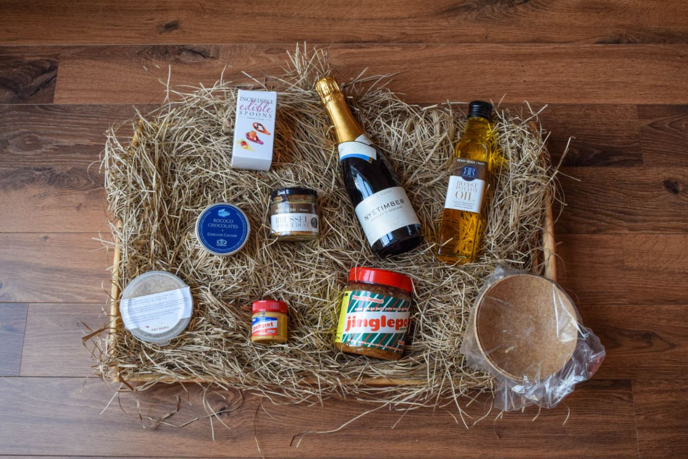 TRIED & TESTED HOLIDAY BOX