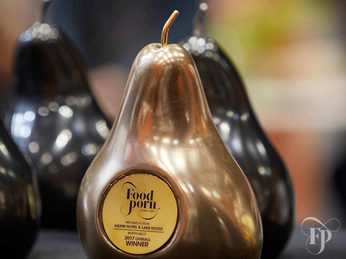 FINALISTS ANNOUNCED FOR FOOD PORN AWARDS 2018
