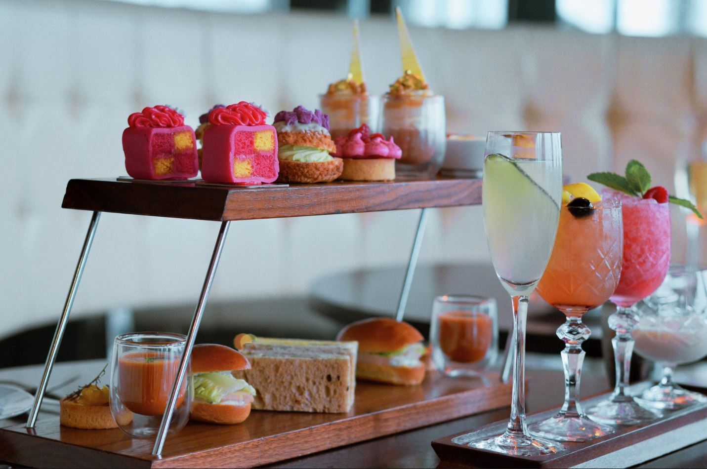 AFTERNOON TEA REVIEW: MANCHESTER HOUSE, MANCHESTER