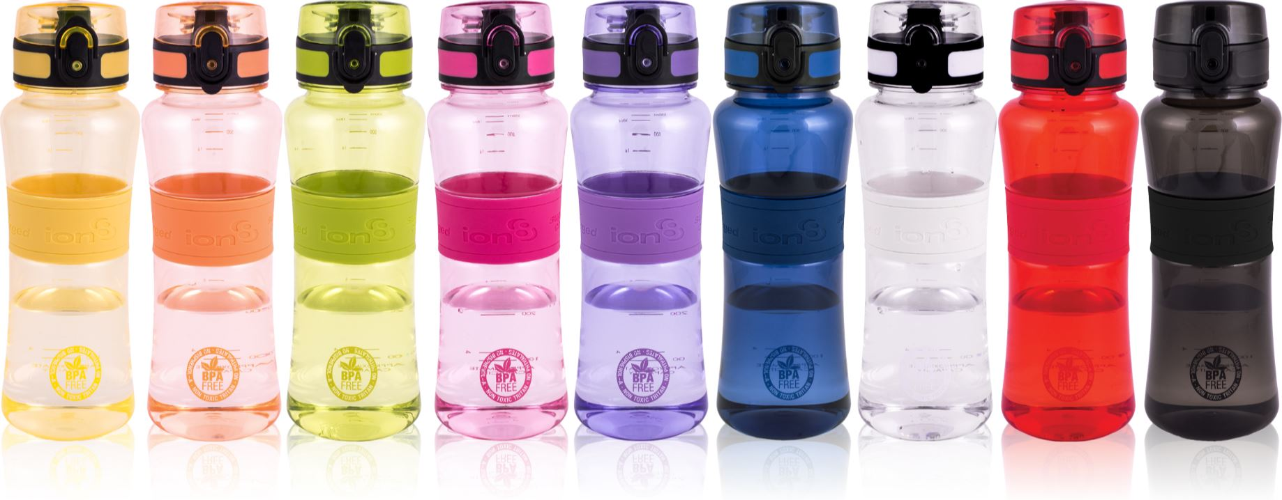 REVIEW: KEEP YOUR COOL WITH ION8 WATER BOTTLE