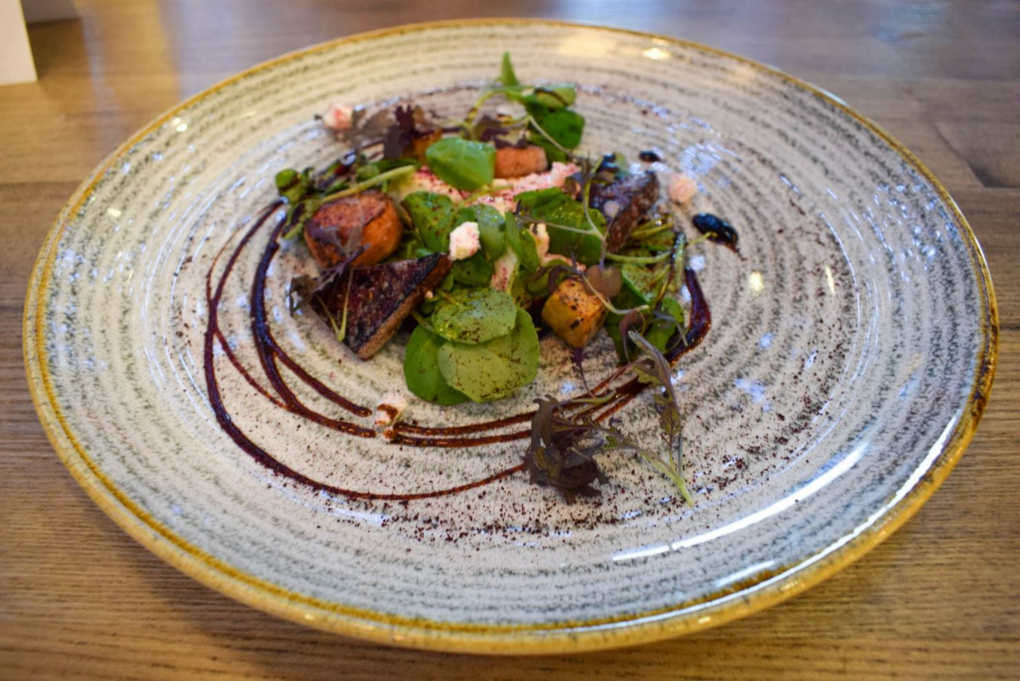 EATERY REVIEW: THE YARD, DERBY